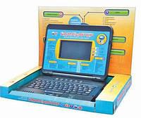 Детский обучающий игровой ноутбук, русско-английский, 7072