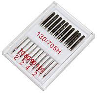 Иглы для бытовых швейных машин универсальные(№70/80/90/100)