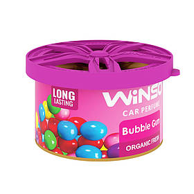 Ароматизатор Organic Fresh Bubble Gum 40 гр. Winso (533240)