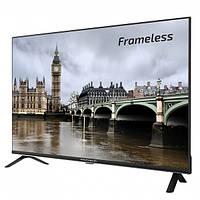 Телевизор GT9FHFL40 frameless SMART HD Premium Sound Grunhelm ( 40 дюймов. 1980х1080)