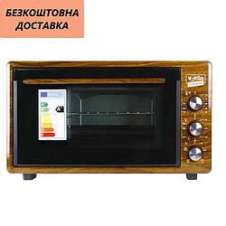 Электрические печи ERIKA 45 WOOD Ventolux