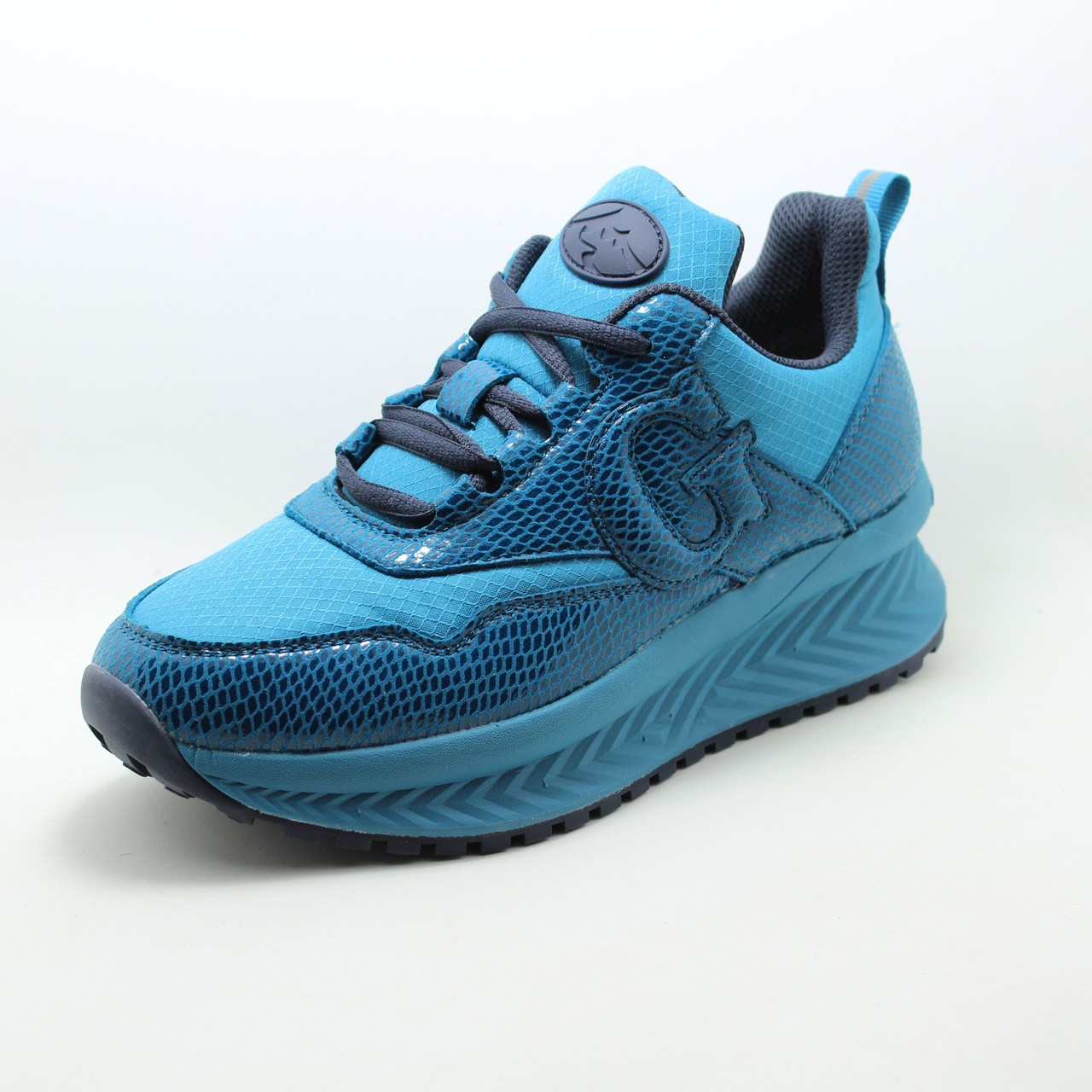Женские кроссовки на платформе Grunberg 108586/06-02