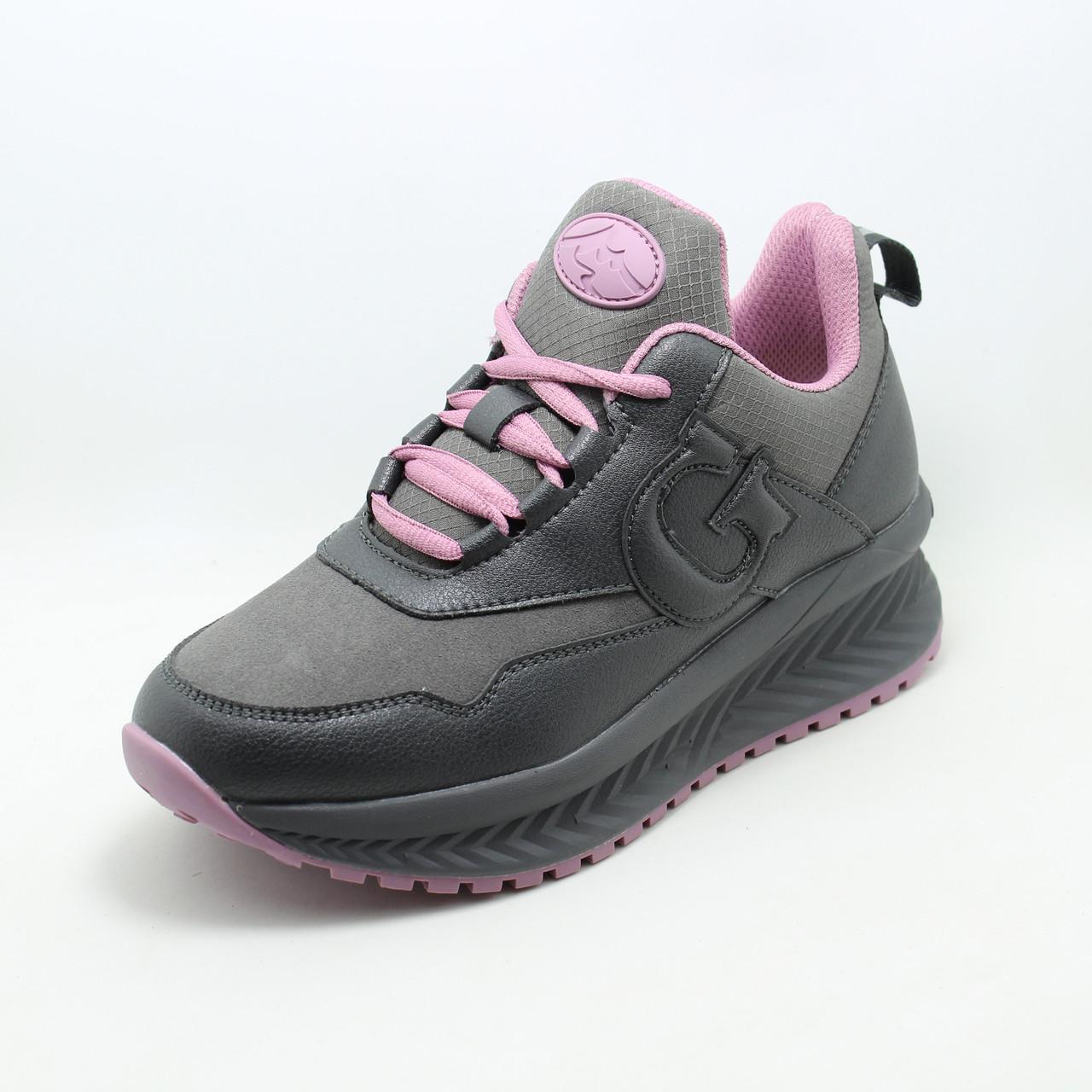 Женские кроссовки на платформе Grunberg 108586/06-03