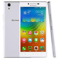 "Смартфон Lenovo P70t White 2sim, 4000mAh, экран 5"" IPS, 2/16Гб, 13/5Мп, 4 ядра 1.5 ГГц, GPS, Android 4.4."
