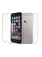 Защитное стекло для iPhone 7 8 перед-зад закаленное
