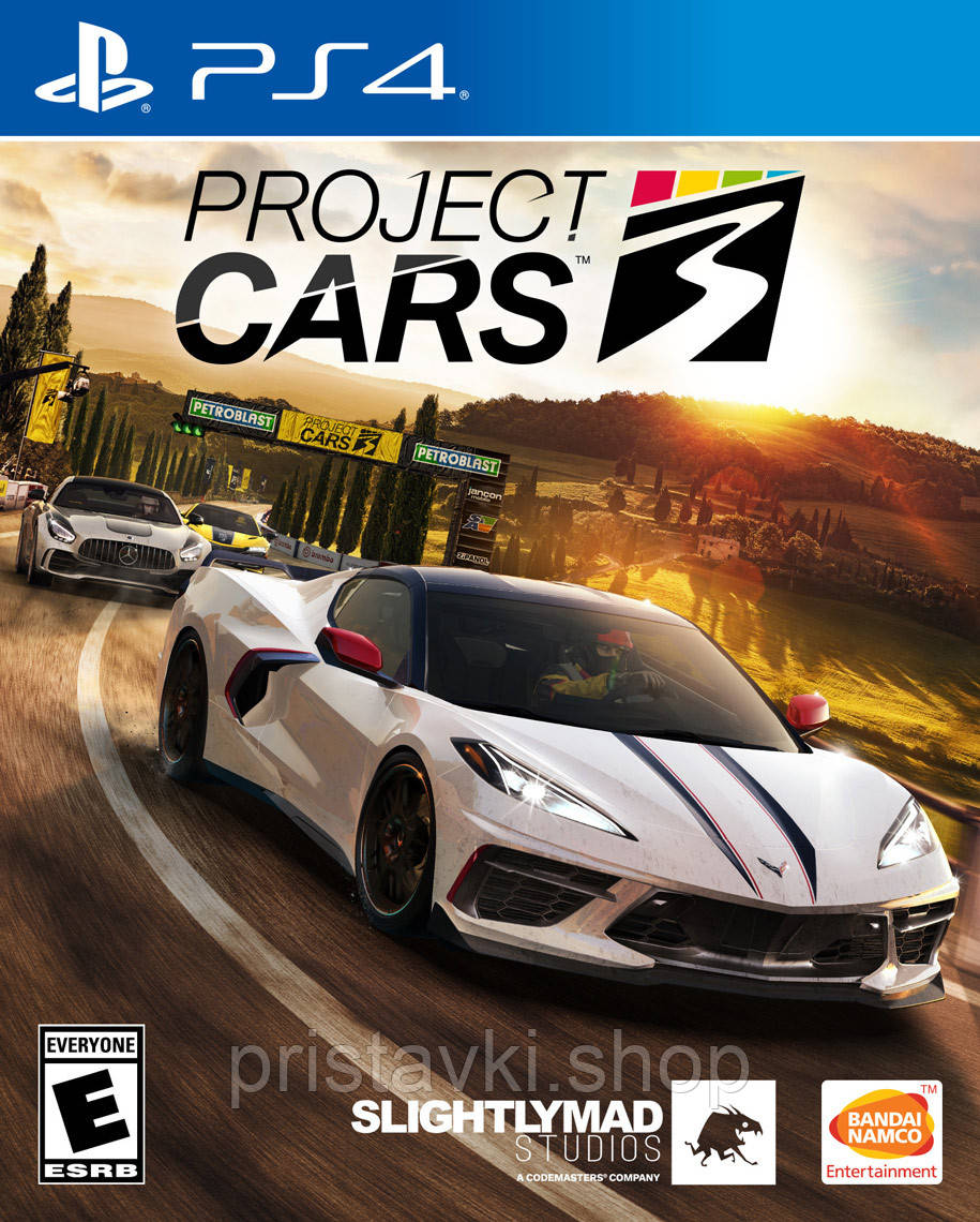 Project Cars 3 PS4 \ PS5