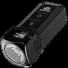 Наключный фонарь с OLED дисплеем Nitecore TUP 1000LM, фото 3