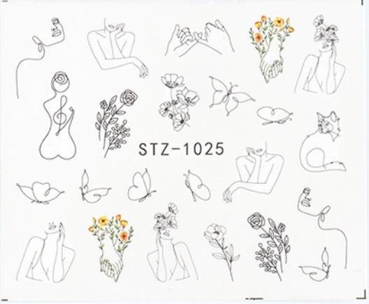Слайдер-дизайн STZ-1025