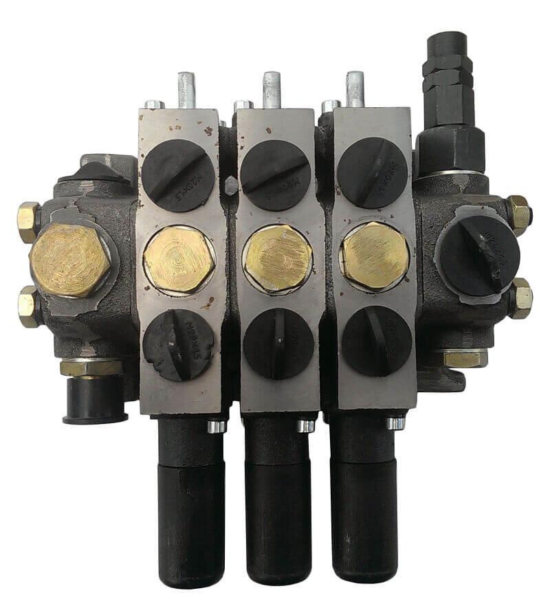 Гидрораспределитель МТЗ-822 (3х-секционный) (Гидропривод), РП70-822