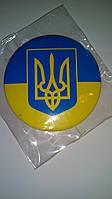 Значок с Украинской символикой