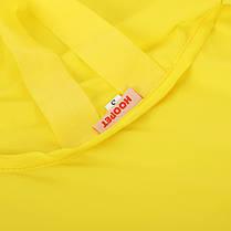 Дождевик для собак Hoopet HY-1555 Yellow S жилет плащ, фото 3