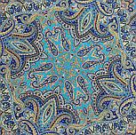 Перлинні роси 1907-11, павлопосадский вовняну хустку з оверлком, фото 3