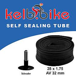 Камера антипрокольная KelbBike 28 x 1.75 AV 32 мм