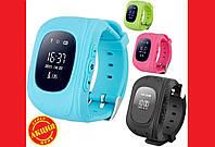 Детские часы с GPS трекером Smart Baby Watch GW300 / Q50, фото 1
