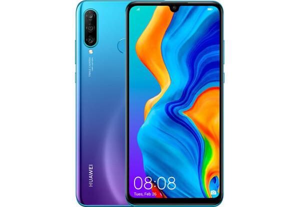 Смартфон Huawei P30 Lite Blue Stock A-