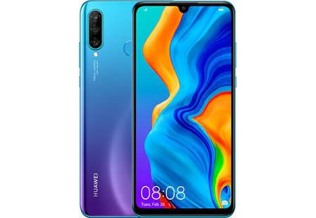 Смартфон Huawei P30 Lite Blue Stock A-, фото 2