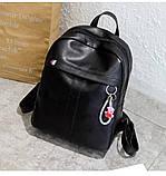 Рюкзак женский черный, фото 2