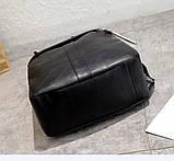 Рюкзак женский черный, фото 4