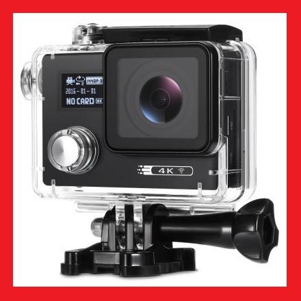Action Camera F88 WiFi 4K 2 экрана
