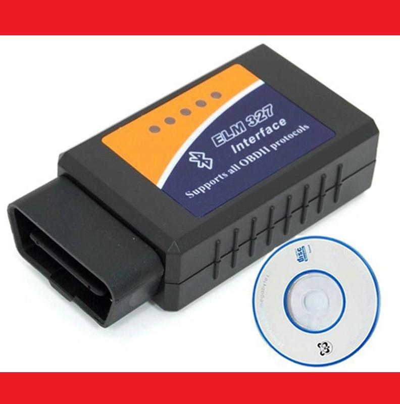 OBD ELM327 Bluetooth 1.5v OBDII