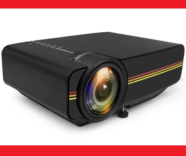 Проектор мультимедийный с динамиком Led Projector YG400