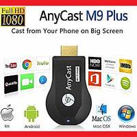Медиаплеер Miracast AnyCast M9 Plus HDMI с встроенным Wi-Fi модулем, фото 1