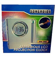 Часы с проекцией Songhuida