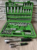 Набор инструментов головок AL-FA 108 предметов CrV(LX108)