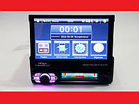 "1din Магнитола Pioneer 7130CM 7""сенсорный Экран + USB + Bluetooth, фото 1"