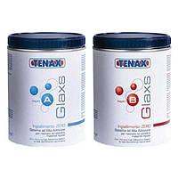 Жидкий прозрачный клей GLAXS BM 75 A+B (1,0+0,75л) TENAX