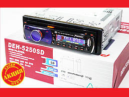 Pioneer DEH-5250SD DVD  Автомагнитола USB+Sd+MMC