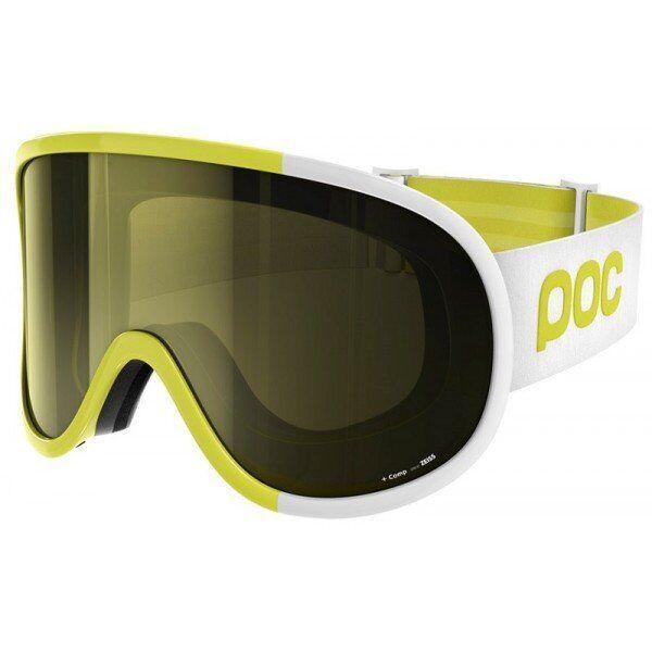 Маска гірськолижна POC Retina Big Comp Hexane Yellow