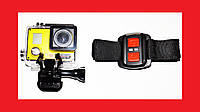 Action Camera F73 WiFi 4K 2 экрана + Пульт, фото 1