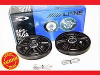 Динамики Alpine SPS-150A 13см 180 Вт, фото 1