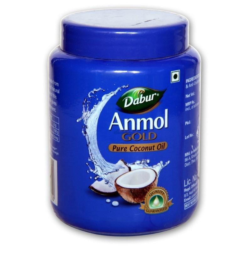 Anmol Gold Натуральное чистое кокосовое масло для тела и волос 175мл+25мл=200мл