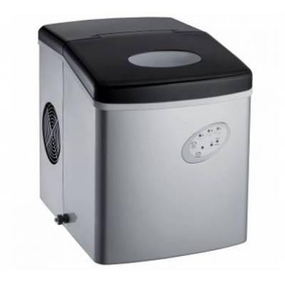 Ледогенератор кубикового льда Hendi Kitchen Line 3,5 л 36,7 х 32 см h 37,8 см из пластика (271568)