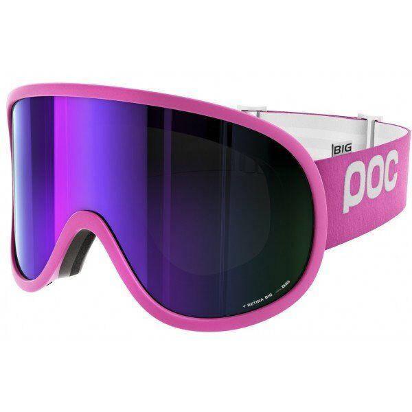 Маска гірськолижна POC Retina Big Ethylene pink, фото 2