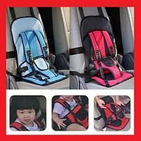 Автокресло детское бескаркасное Car Cushion Multi Function, фото 1