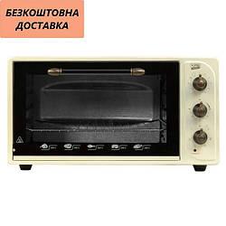 Електричні печі NIKA 45 (IVORY) 2G Ventolux