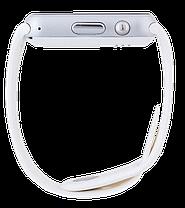Смарт-часы Smart Watch A1  White Белые c SIM картой, фото 2