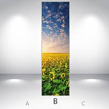 Виниловая наклейка на холодильник, Пленка на холодильник фото, Самоклейка, 180 х 60 см, Лицевая (holSS1_pr11256 Природа), фото 3