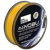 Леска Lineaeffe FF NOBU Pro-Cast 0.255мм 250м. FishTest-8,50кг (оранжевая) Made in Japan