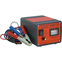 Пуско-зарядное устройство Аида 30 для авто аккумуляторов 6-500 Ач, фото 1