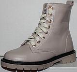 Ботинки зимние для девочки от производителя модель ДЖ6020, фото 2
