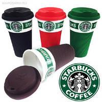 Керамический стакан (чашка) Starbucks, фото 1