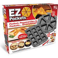 Форма для выпечки EZ Pockets + тесторезка, фото 1