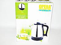 Электрочайник Opera Plus-805 2000W 2L, фото 1