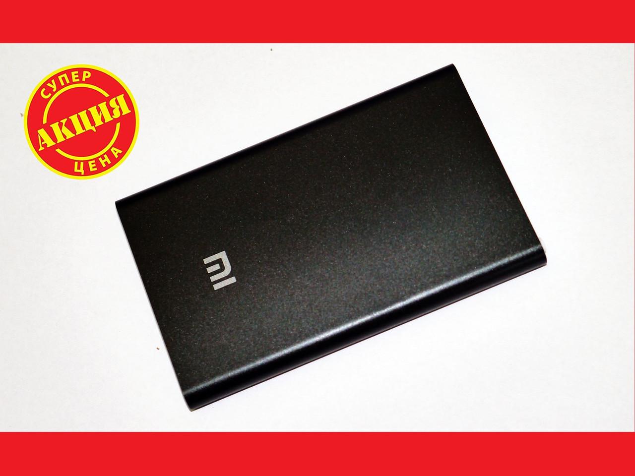 Power Bank Xiaomi Mi 24000 mAh Черный USB + Металл