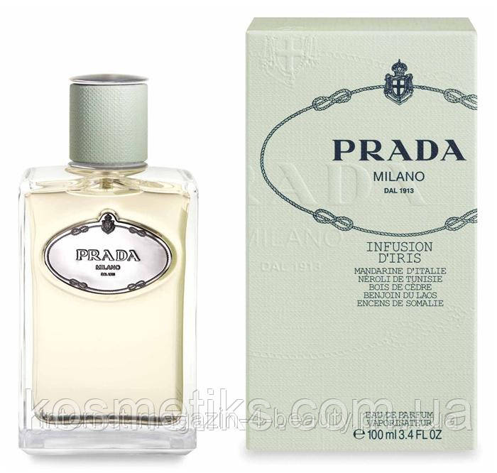 Infusion d`Iris Prada edp 100 ml (лиц.)