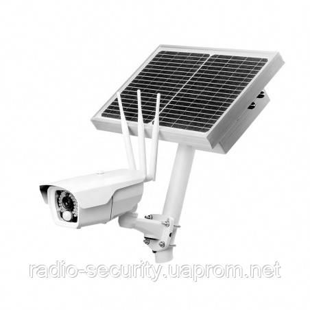 3G/4G IP Wifi камера с солнечной батареей и 10Ah батареей JIMI JH016